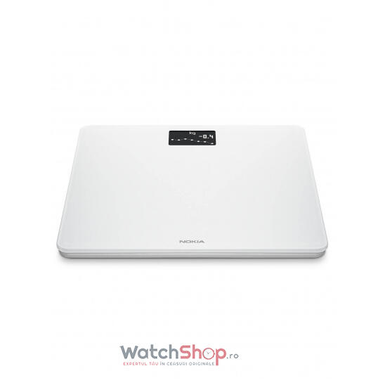Withings BODY BMI Wi-fi scale - White ( Cantar corporal)