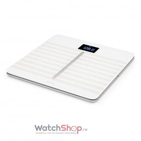 Withings BODY CARDIO Full Body Composition WiFi Scale - White ( Cantar corporal)
