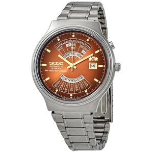 Ceas Orient SPORTY AUTOMATIC FEU00002PW Multi-Year Calendar