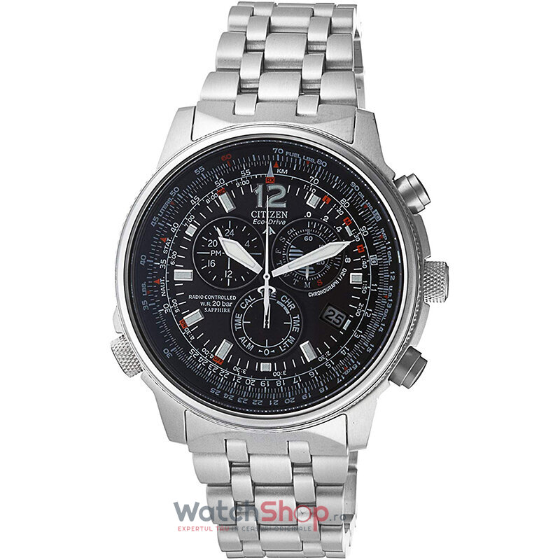 Ceas Citizen PROMASTER SKY AS4020-52E Eco-Drive Radio Controlled de la Citizen