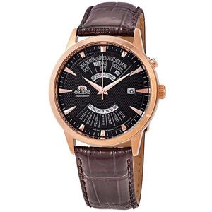 Ceas Orient SPORTY AUTOMATIC FEU0A001TH Multi-Year Calendar