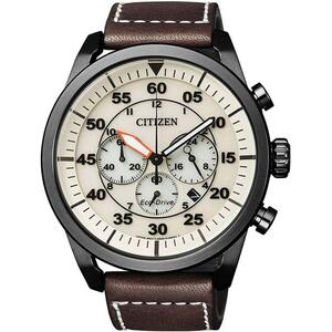 Ceas Citizen AVIATOR CHRONO CA4215-04W Eco-Drive