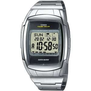 Ceas Casio DATA BANK DB-E30D-1AVEF Tough Solar