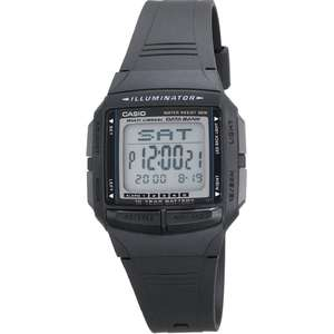 Ceas Casio DATA BANK DB-36-1AVDF Baterie 10 ani
