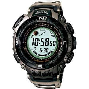 Ceas Casio PRO TREK PRW-1500T-7VER MultiBand5 Tough Solar