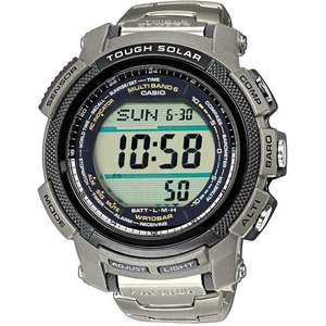Ceas Casio PRO TREK PRW-2000T-7ER Radio-Controlled Tough Solar