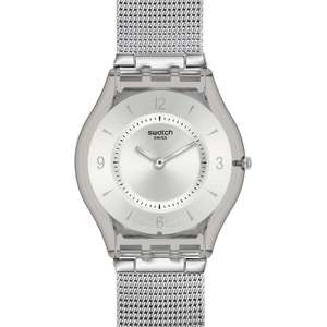 Ceas Swatch SKIN SFM118M Metal Knit