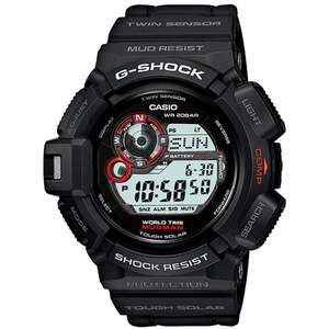 Ceas Casio G-SHOCK G-9300-1ER Mudman Tough Solar
