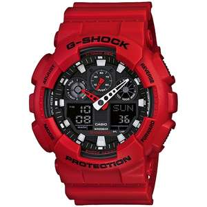 Ceas Casio G-SHOCK GA-100B-4AER Antimagnetic