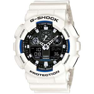 Ceas Casio G-SHOCK GA-100B-7AER Antimagnetic