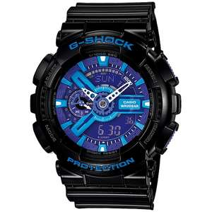 Ceas Casio G-SHOCK GA-110HC-1AER Antimagnetic Hyper Colors