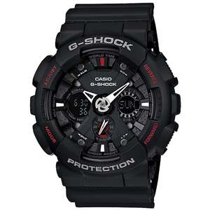 Ceas G-SHOCK GA-120-1AER Antimagnetic Motorcycle