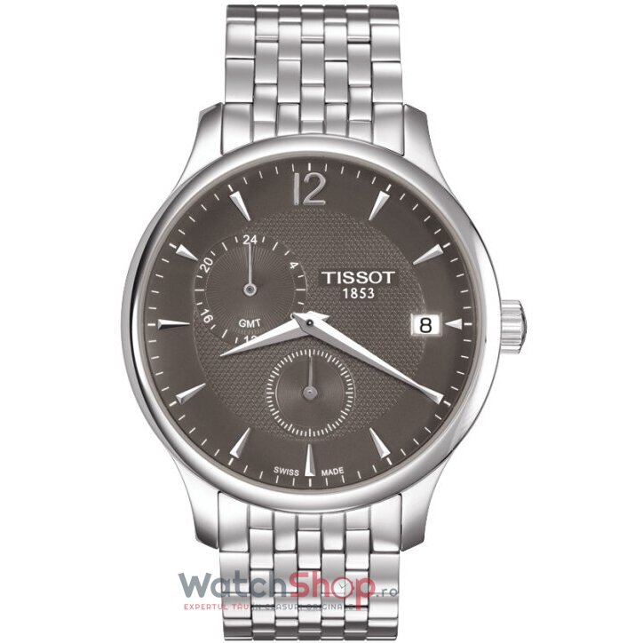 Ceas Tissot T-CLASSIC T063.639.11.067.00 Tradition GMT