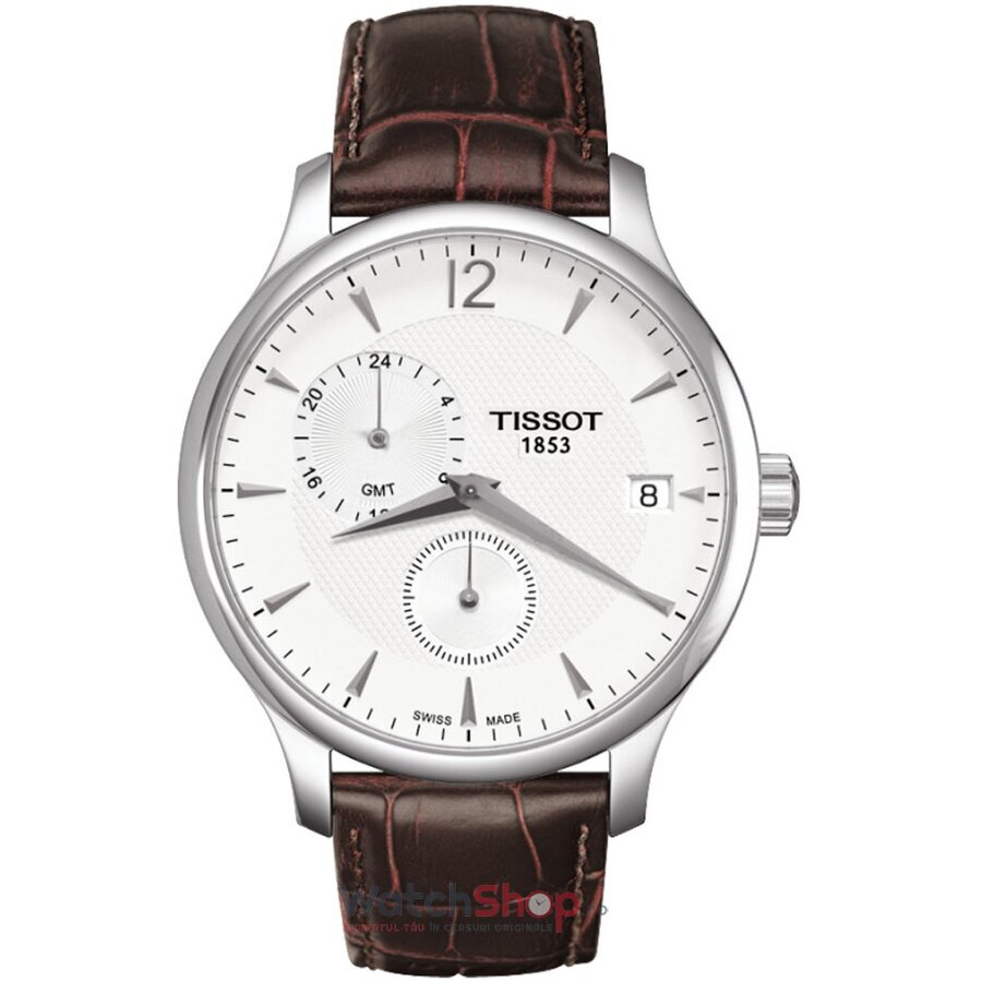 Ceas Tissot T-CLASSIC T063.639.16.037.00 Tradition GMT