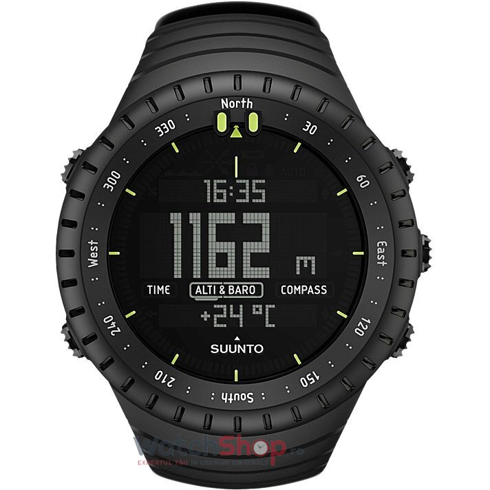 Ceas Suunto CORE SS014279010 All Black de la Suunto