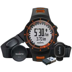 Ceas Suunto TRAINING SS018520000 Quest Orange Running Pack