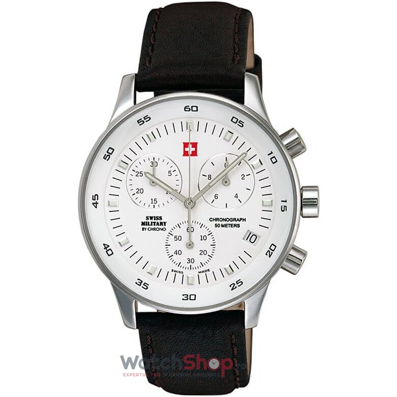 Ceas Swiss Military by CHRONO 17700ST-2L Cronograf de la Swiss Military