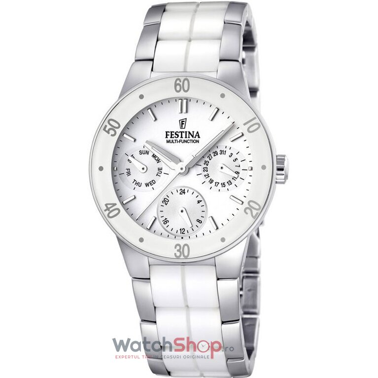 Ceas Festina CERAMIC F16530/1 Multi-function