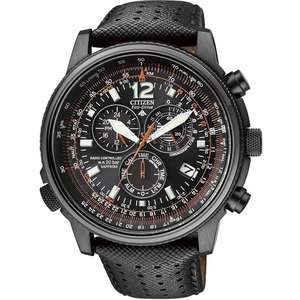 Ceas Citizen PROMASTER SKY AS4025-08E Eco-Drive Chrono Radiocontrolled