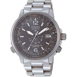Ceas Citizen PROMASTER SKY AS2031-57E Eco-Drive Titanium Radiocontrolled