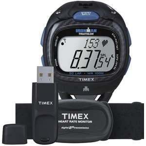 Ceas Timex IRONMAN T5K489 Triathlon Race Trainer Pro Set