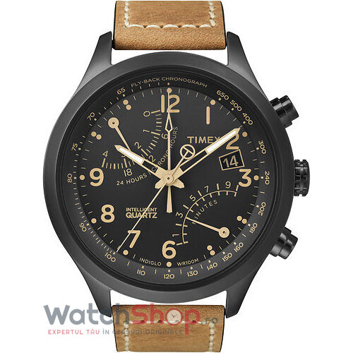 Ceas Timex L-SERIES T2N700 Racing Fly Back Cronograf Intelligent Quartz