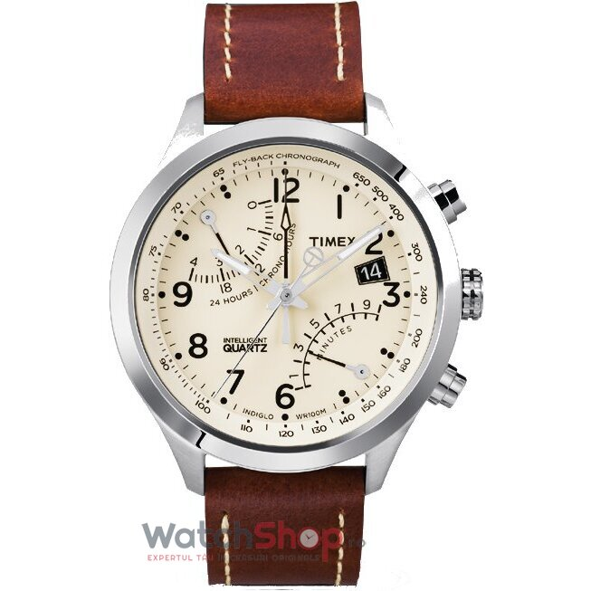 Ceas Timex INTELLIGENT QUARTZ T2N932 Fly Back Cronograf