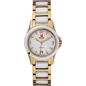 Ceas Swiss Military by HANOWA 06-7168.7.02.001 Swiss Eleganza Lady