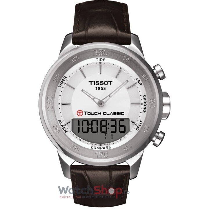 Ceas Tissot TOUCH COLLECTION T083.420.16.011.00 T-Touch Classic de la Tissot