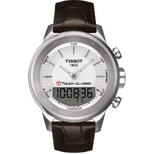 Ceas Tissot TOUCH COLLECTION T083.420.16.011.00 T-Touch Classic