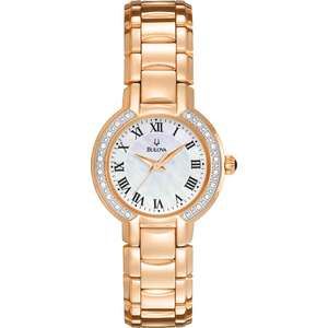 Ceas Bulova DIAMOND 98R156 Fairlawn
