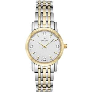 Ceas Bulova DIAMOND 98P115 THIN SERIES