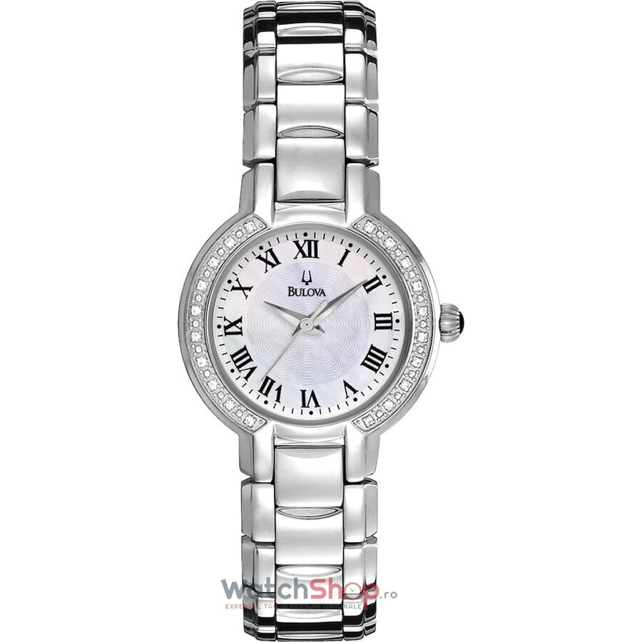 Ceas Bulova DIAMOND 96R159 Fairlawn