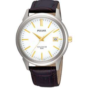 Ceas Pulsar DRESS MEN PXHA21X1 Classic Titan