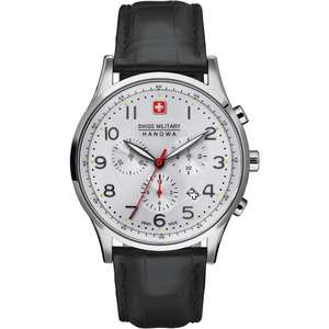 Ceas Swiss Military by HANOWA 06-4187.04.001 Patriot