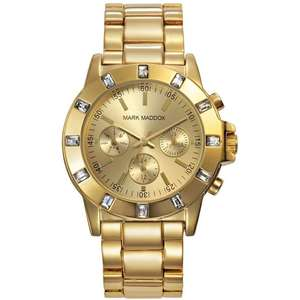 Ceas Mark Maddox GOLDEN CHIC MM3003-90 Multifunction