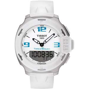 Ceas Tissot TOUCH COLLECTION T081.420.17.017.01 T-Race Touch