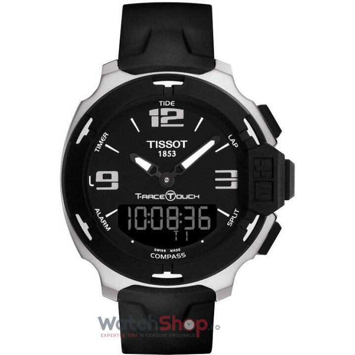 Ceas Tissot TOUCH COLLECTION T081.420.17.057.01 T-Race Touch de la Tissot