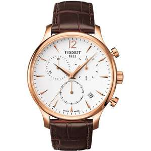 Ceas Tissot T-CLASSIC T063.617.36.037.00 Tradition Cronograf