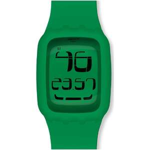 Ceas DIGITAL SWATCH TOUCH SURG102 Swatch Touch Green