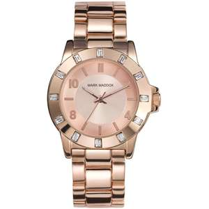 Ceas Mark Maddox PINK GOLD MM3002-95
