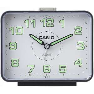 Ceas de birou Casio WAKE UP TIMER TQ-218-1BDF