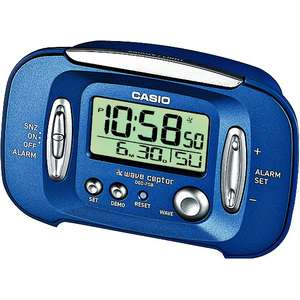 Ceas de birou Casio WAKE UP TIMER DQD-70B-2EF Wave Ceptor