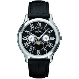Ceas Grovana MOONPHASE 1025.1537