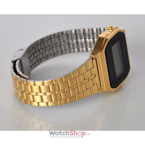 Ceas Casio RETRO A159WGEA-1DF Gold
