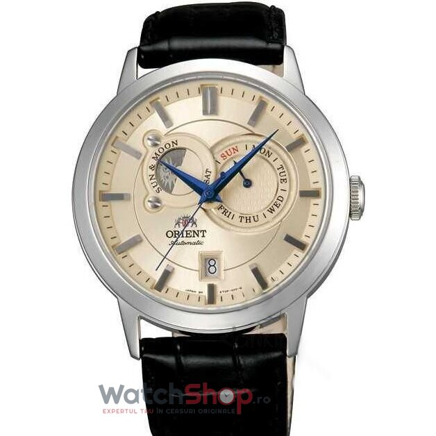 Ceas SUN AND MOON FET0P003W Automatic
