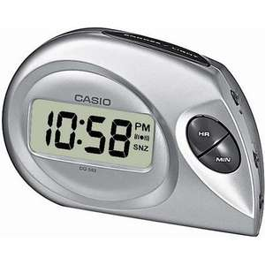 Ceas de birou Casio WAKE UP TIMER DQ-583-8EF