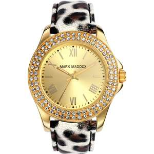 Ceas Mark Maddox ANIMAL PRINT MC3012-23