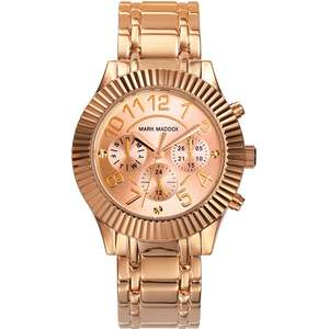 Ceas Mark Maddox PINK GOLD MM0006-99