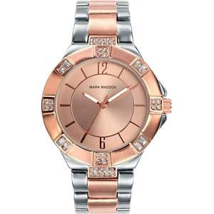 Ceas Mark Maddox PINK GOLD MM6001-95